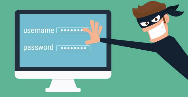 Đánh cắp mật khẩu