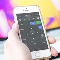 Những ứng dụng điều khiển tivi trên điện thoại