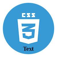 Văn bản trong CSS