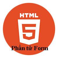 Các phần tử của Form trong HTML