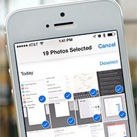 Cách xóa, khôi phục ảnh và video trên iPhone và iPad