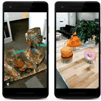 Mời các bạn trải nghiệm thực tế ảo nền web trên Android