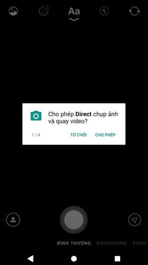 Trải nghiệm Direct, ứng dụng nhắn tin trực tiếp từ Instagram - Ảnh minh hoạ 3