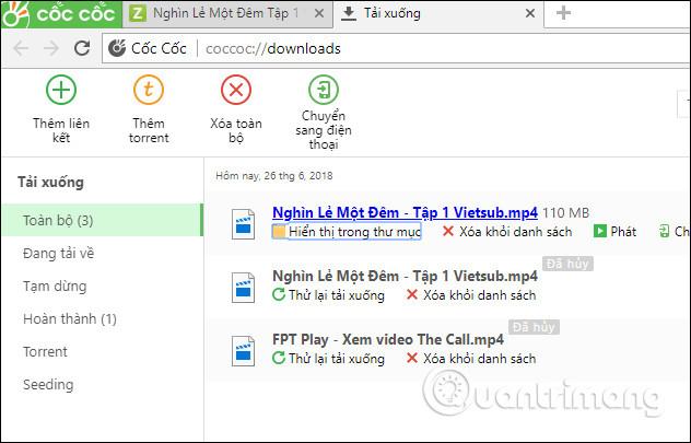 Cách tải video phim trên các trang phimmoi, bilutv, banhtv,...