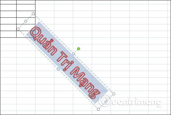 Cách xoay chữ trong Excel - Ảnh minh hoạ 6