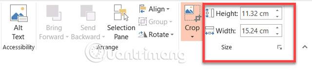 Cách cắt ảnh sử dụng Microsoft PowerPoint - Ảnh minh hoạ 2