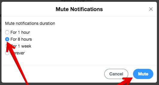 Cách tắt thông báo Twitter Direct Message trên iPhone, Android, PC - Ảnh minh hoạ 9