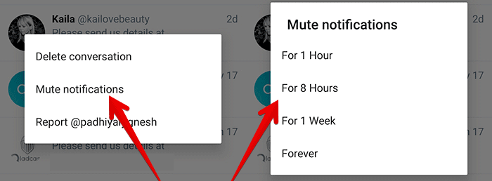 Cách tắt thông báo Twitter Direct Message trên iPhone, Android, PC - Ảnh minh hoạ 4