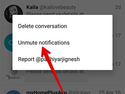 Cách tắt thông báo Twitter Direct Message trên iPhone, Android, PC - Ảnh minh hoạ 5