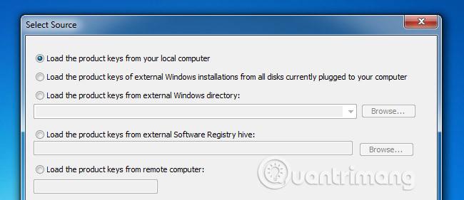 Khôi phục Product Key của Windows - Ảnh minh hoạ 10