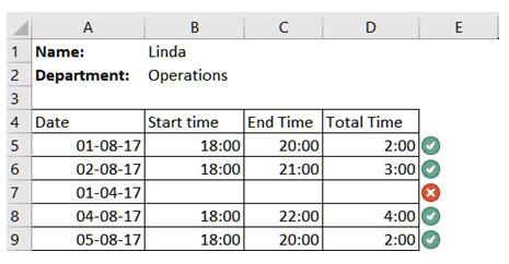 Cách sử dụng định dạng có điều kiện trong Microsoft Excel 2016 - Ảnh minh hoạ 20