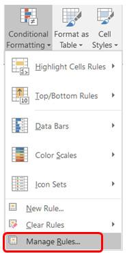 Cách sử dụng định dạng có điều kiện trong Microsoft Excel 2016 - Ảnh minh hoạ 22