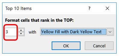 Cách sử dụng định dạng có điều kiện trong Microsoft Excel 2016 - Ảnh minh hoạ 8