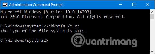 Cách khắc phục sự cố ổ cứng với Chkdsk trong Windows 7, 8 và 10 - Ảnh minh hoạ 10