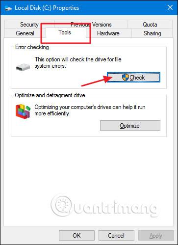 Cách khắc phục sự cố ổ cứng với Chkdsk trong Windows 7, 8 và 10 - Ảnh minh hoạ 2