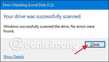 Cách khắc phục sự cố ổ cứng với Chkdsk trong Windows 7, 8 và 10 - Ảnh minh hoạ 4