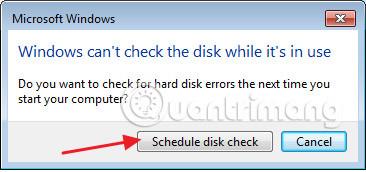Cách khắc phục sự cố ổ cứng với Chkdsk trong Windows 7, 8 và 10 - Ảnh minh hoạ 6