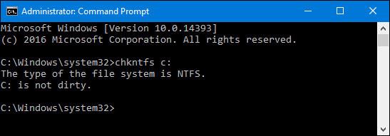 Cách khắc phục sự cố ổ cứng với Chkdsk trong Windows 7, 8 và 10 - Ảnh minh hoạ 9