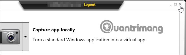 Cách tạo phiên bản portable cho ứng dụng trên Windows bằng Cameyo