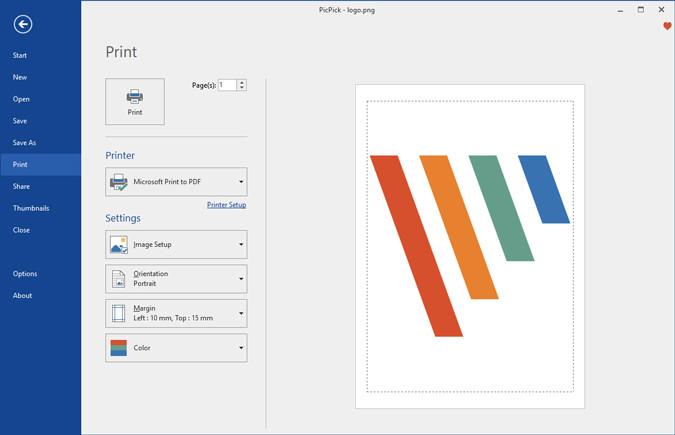 PicPick, công cụ chụp ảnh màn hình đa năng 2