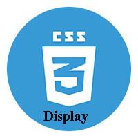Hiển thị phần tử trong CSS