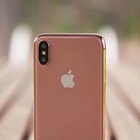 iPhone 2018 sẽ có 3 màu xanh dương, cam, vàng?