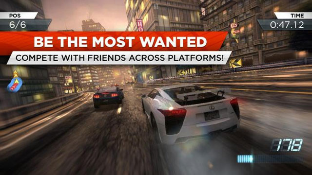 Trò chơi Need for Speed Most Wanted