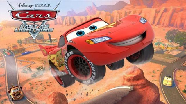 Trò chơi Cars: Fast As Lightning