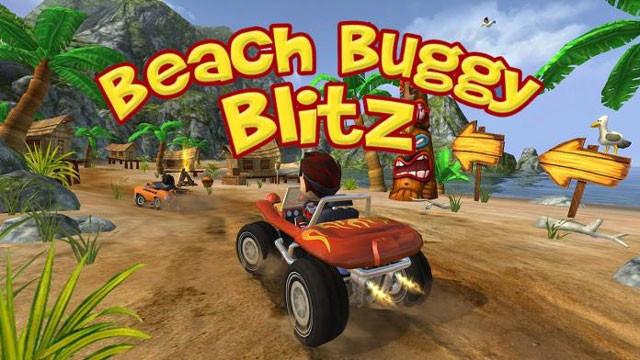 Trò chơi Beach Buggy Blitz