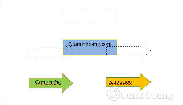 Cách nhóm các hình khối trong Word - Ảnh minh hoạ 4