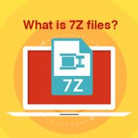 File 7Z là gì? Mở file này như thế nào?