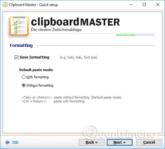 Cách dùng Clipboard Master lưu file, văn bản vào Clipboard - Ảnh minh hoạ 5