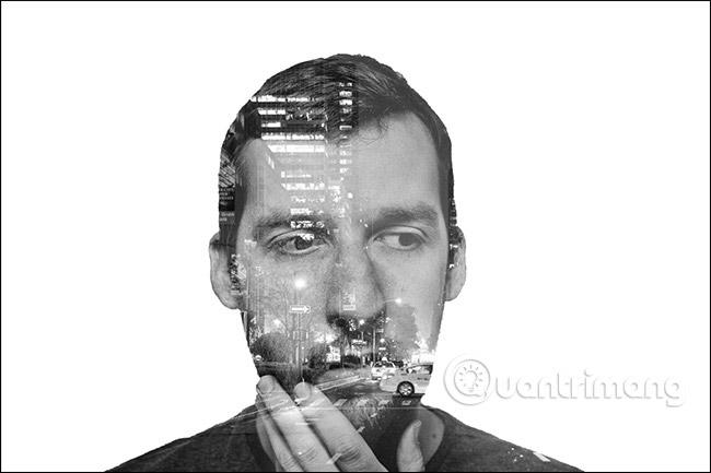 Hướng dẫn tạo ảnh phơi sáng kép trong Photoshop