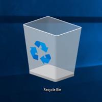 Cách khôi phục lại biểu tượng Recycle Bin bị mất trong Windows 10