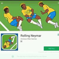 Thói ăn vạ của Neymar đã được đưa vào game giải trí trên Android, hoàn toàn miễn phí hãy tải về và trải nghiệm