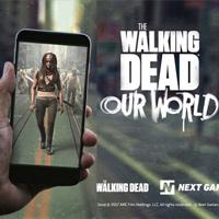 """Mời tải The Walking Dead: Our World, tựa game săn zombie theo phong cách """"Pokémon Go"""" miễn phí trên iOS và Android"""