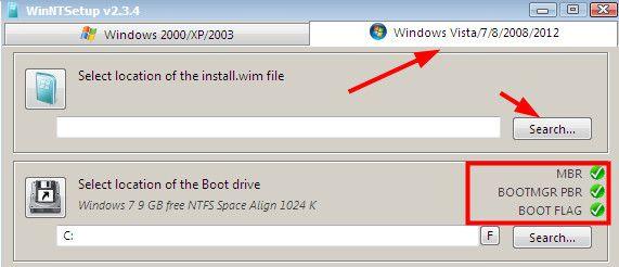 Cách cài Windows trên WinPE Tố