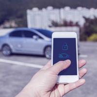 Smartphone sẽ thay thế chìa khóa ô tô trong tương lai