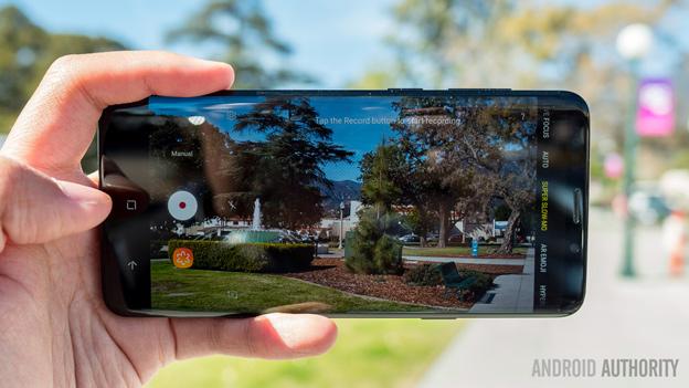 Smartphone 5G xử lý ảnh và video tức thời