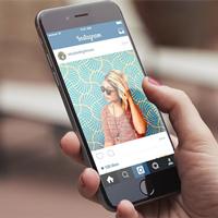 Những tài khoản đang online trên Instagram sẽ có thêm dấu chấm xanh bên cạnh ảnh đại diện