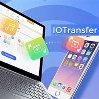 Chuyển đổi dữ liệu giữa thiết bị iOS với máy tính dễ dàng bằng IOTransfer