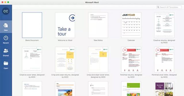 Cách tạo và sử dụng các template trong Microsoft Word
