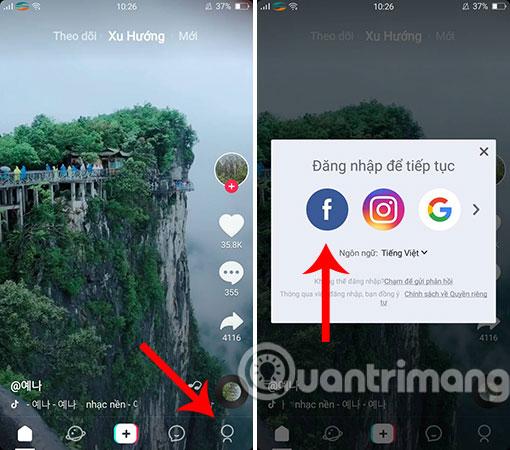 Hướng dẫn cài video Tik Tok làm hình nền điện thoại