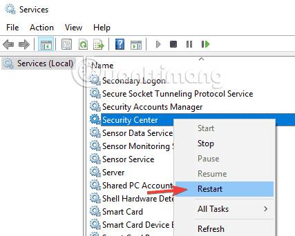 Cách khắc phục lỗi không mở được Windows Defender trên Windows 7/8/10 - Ảnh minh hoạ 10