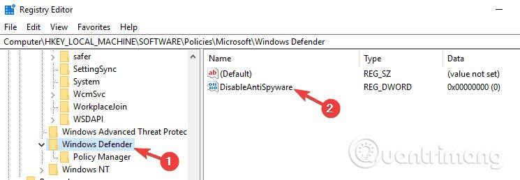 Cách khắc phục lỗi không mở được Windows Defender trên Windows 7/8/10 - Ảnh minh hoạ 15
