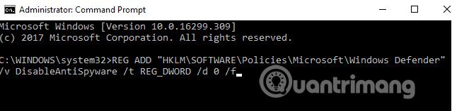 Cách khắc phục lỗi không mở được Windows Defender trên Windows 7/8/10 - Ảnh minh hoạ 17