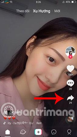 Cách tải video Tik Tok về điện thoại