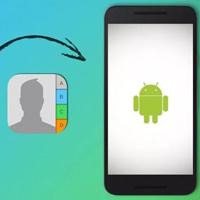 Cách chuyển danh bạ sang điện thoại Android mới