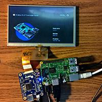 10 dự án tuyệt vời kết hợp giữa Raspberry Pi và Windows 10 IoT Core