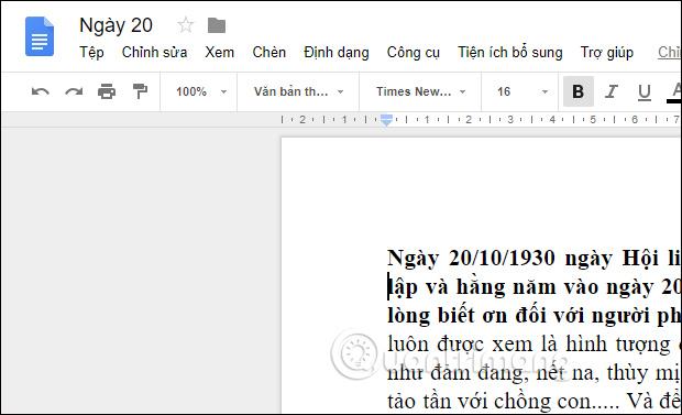 Cách đổi ngôn ngữ giao diện Google Sheets - Ảnh minh hoạ 4